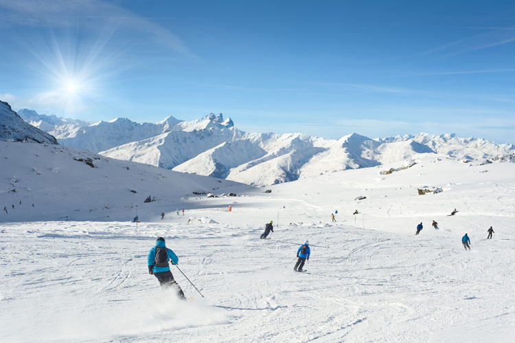Wintersport in Kärnten