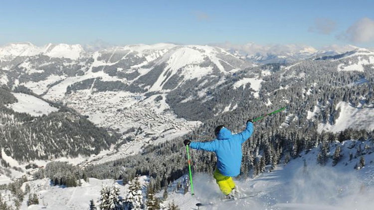 Wintersport in Les Portes du Soleil