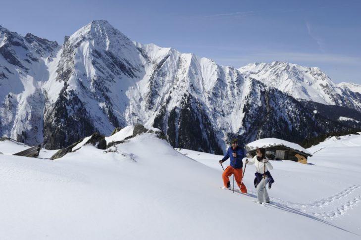 Sneeuwschoenwandelen in Mayrhofen