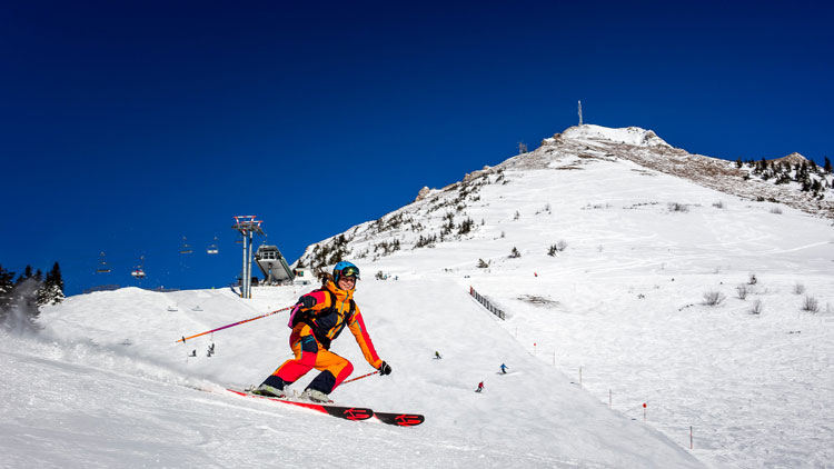 Wintersport in Oberösterreich