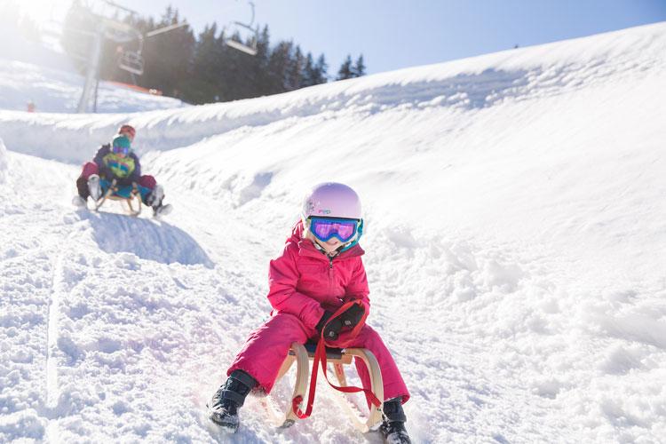 Wintersport Olympia Skiworld Innsbruck