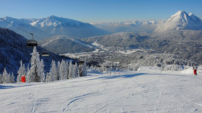 Wintersport in Olympiaregion Seefeld