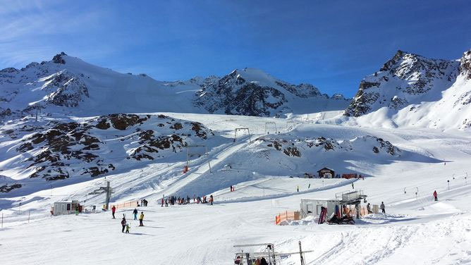 Wintersport in Pitztal