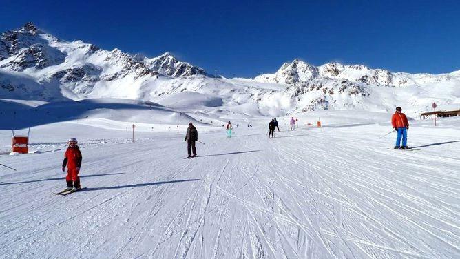 Wintersport in Pitztal