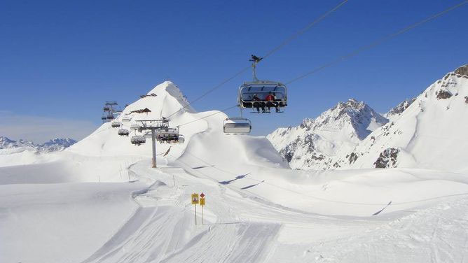 Wintersport in St. Anton am Arlberg