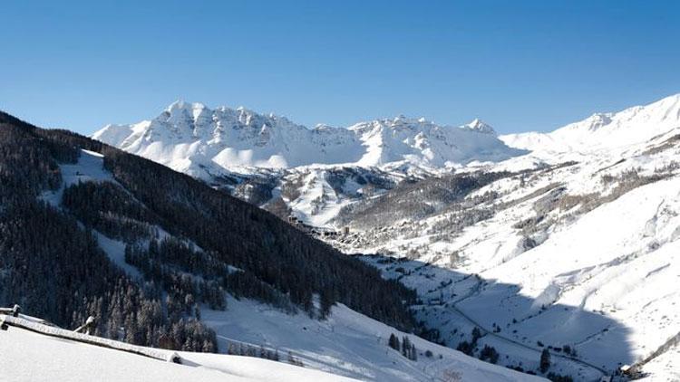 Wintersport in Risoul