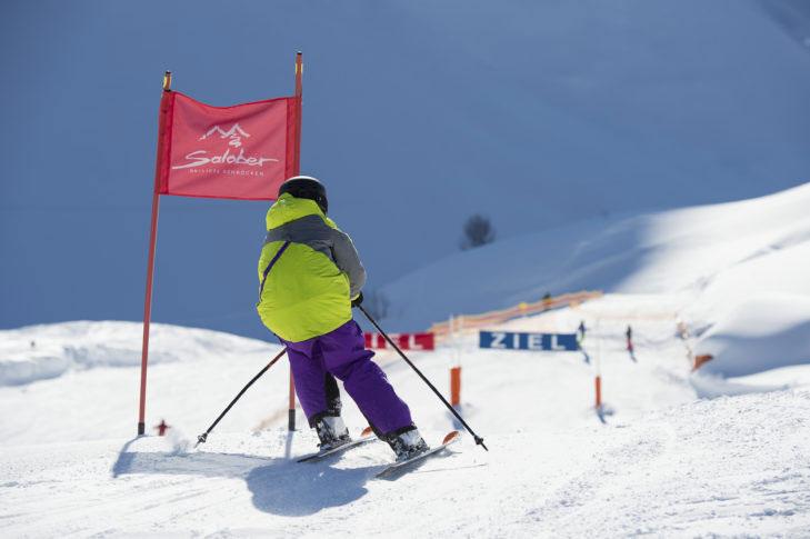 Wintersport in Warth-Schröcken