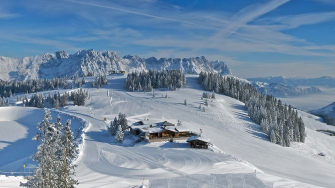 Wintersport in Wilder Kaiser-Brixental