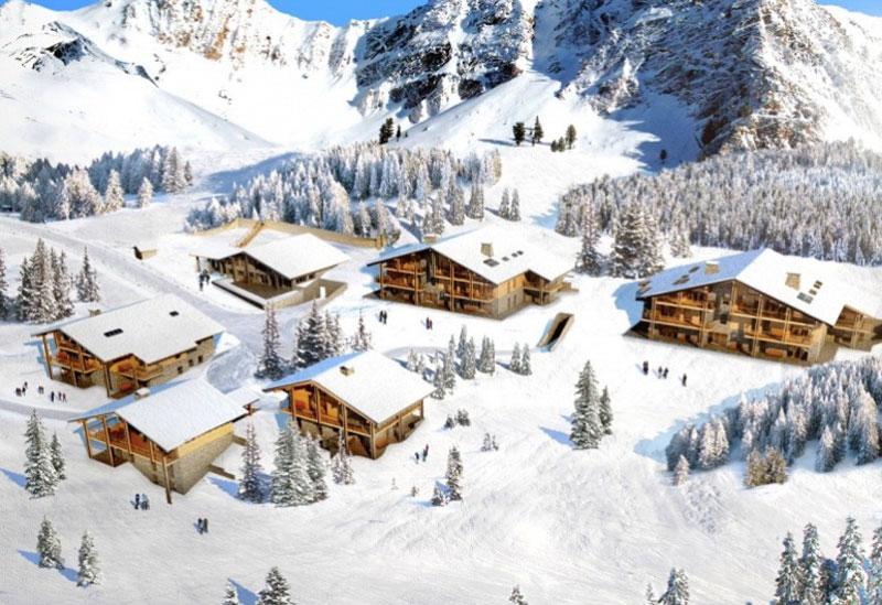 Wintersport Portes du Soleil verblijf